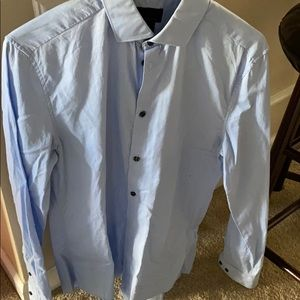 NWOT men's button down H&M long sleeve shirt.